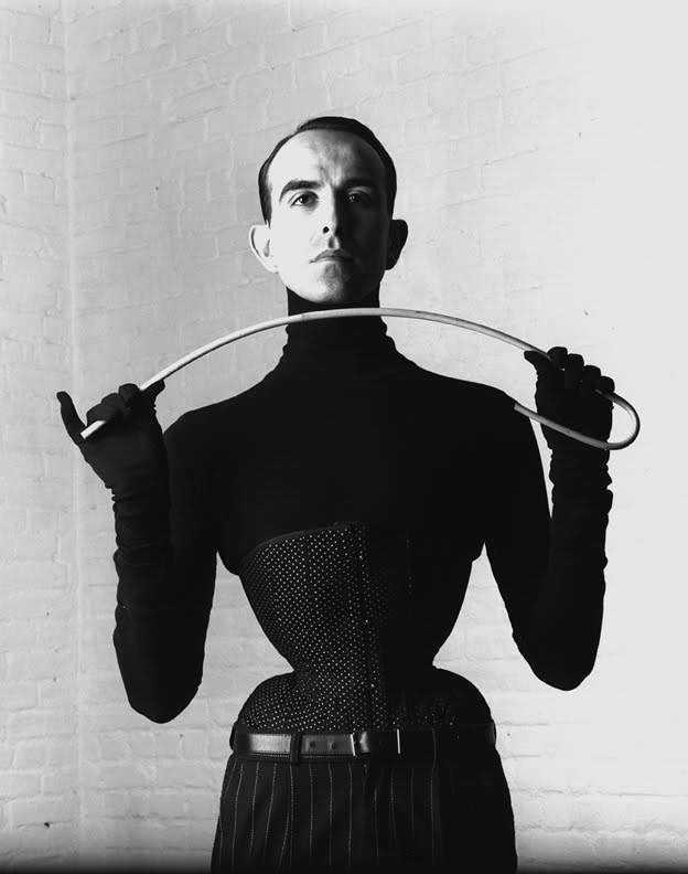 mr. pearl corset