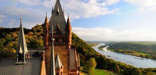Schloss Drachenburg Copyright David Crossland Einmalige Verwendung