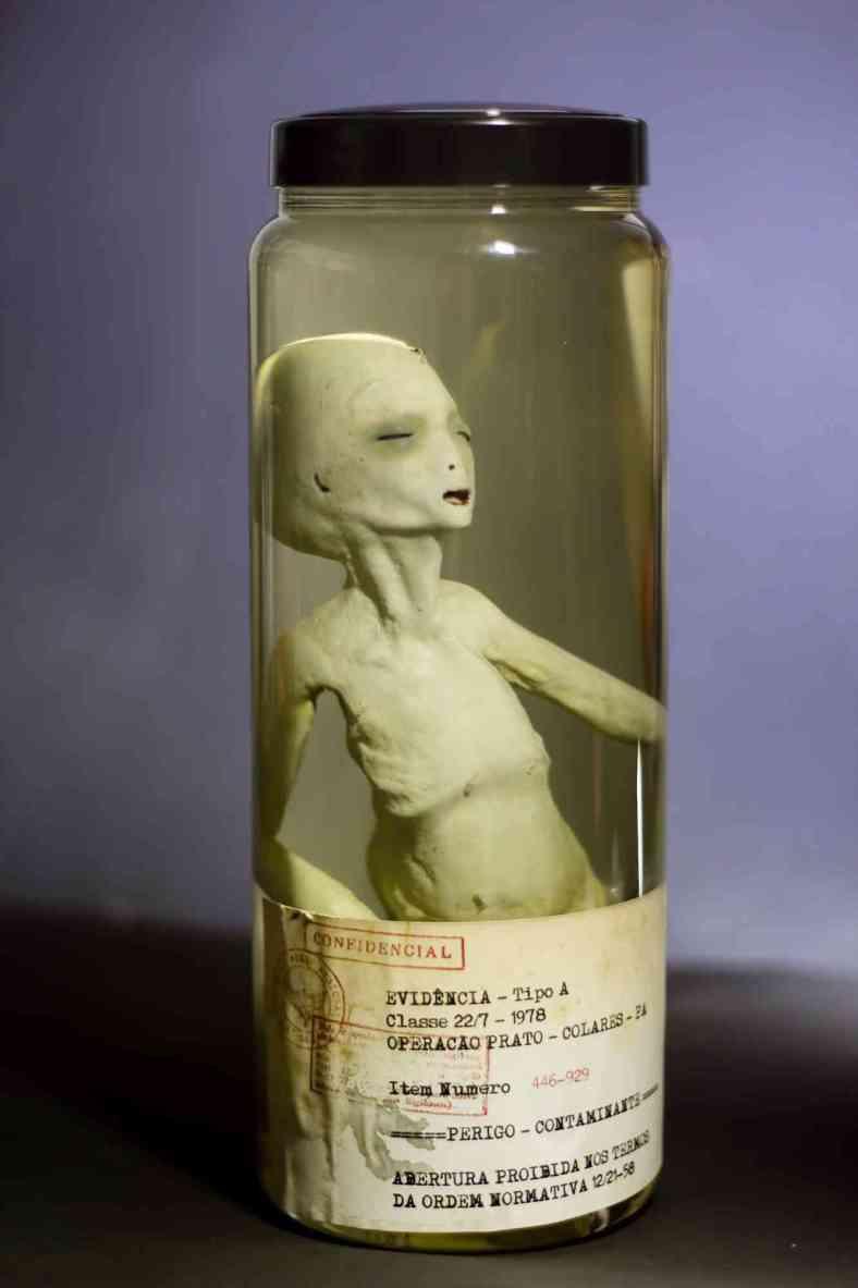 alien no pote 5