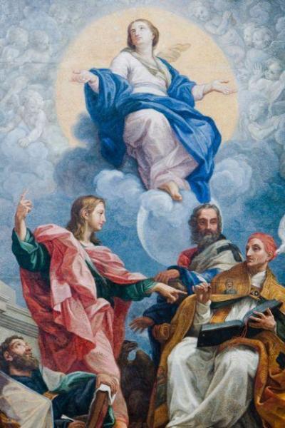 Assunção de Nossa Senhora - Revista Católica Arautos do Evangelho