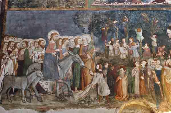 Resultado de imagem para imagem de ramos e paixão do senhor - em site católico