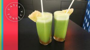 Aprenda a fazer o suco perfeito para relaxar!!