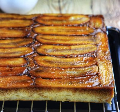 tv catia fonseca Saboreie uma torta de banana leve e deliciosa