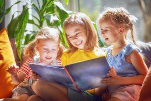 Como incentivar a criança a ler por Marcelo Cunha Bueno