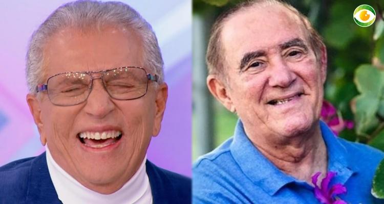Maiores humoristas da TV Globo e do SBT
