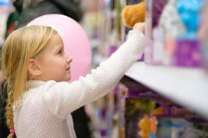 Consumismo infantil por Viviane Rossi