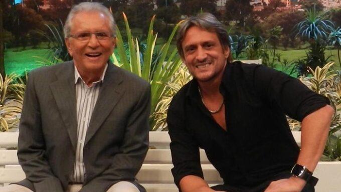 Filho de Carlos Alberto, Marcelo de Nóbrega sofre grave infarto e o pai faz desabafo emocionado