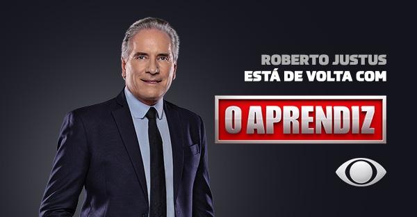 """Roberto Justus estreia O Aprendiz, """"alfineta"""" João Doria e dispara:"""" Isso é um reality com inteligência"""""""