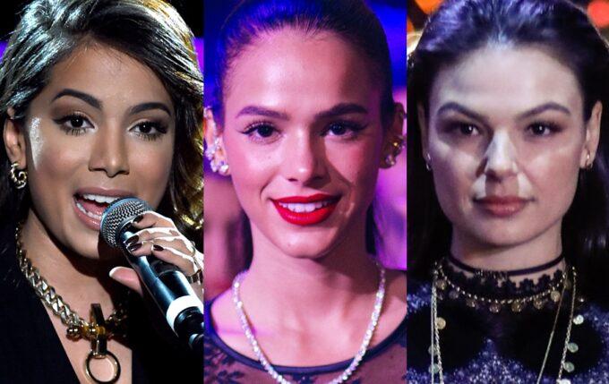 Coluna dos Famosos: Biografia de Anitta vira novela na Globo, Bruna Marquezine se declara e famosa imita atriz