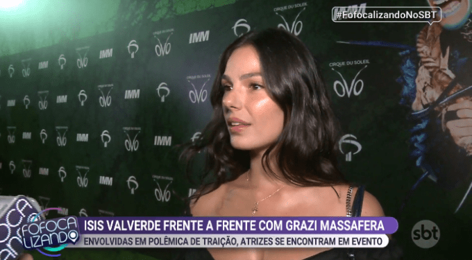 Isis Valverde renega mais um profissional que ajudou a erguer sua carreira na Globo e o deixa arrasado