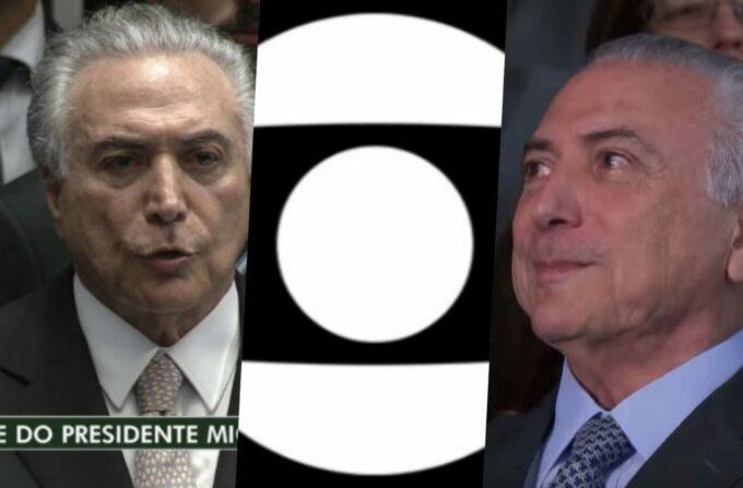 """No Fantástico, Globo coloca Michel Temer dançando funk na cadeia e choca o público: """"Tá na Gaiola"""""""