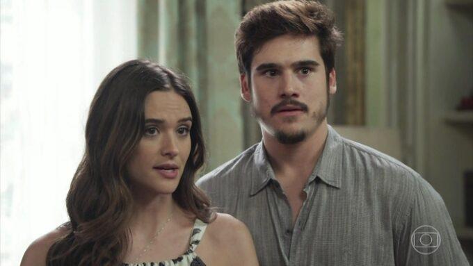 Nicolas Prattes foi o responsável por terminar namoro com Juliana Paiva e detalhes são revelados