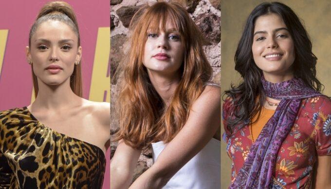 Isabelle Drummond, Marina Ruy Barbosa e Julia Dalavia faturam alto salário na Globo