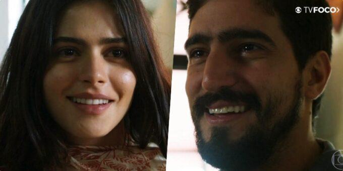 Órfãos da Terra: Escapando do ódio de Aziz e arma de Youssef, Laila volta aos braços de Jamil e casal se casa