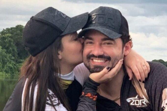 """Roberta Miranda se intromete em namoro, diz que Maiara está """"apaixonada demais"""" e classifica Fernando: """"Ele tá vivendo, é homem"""""""