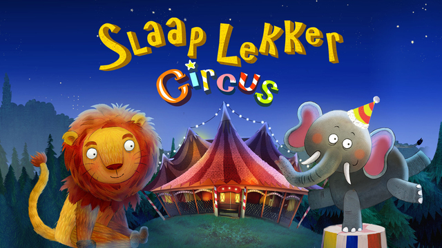Slaap Lekker Circus is Apple39s gratis App van de Week