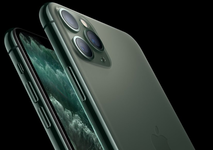 iPhone 11 Pro green