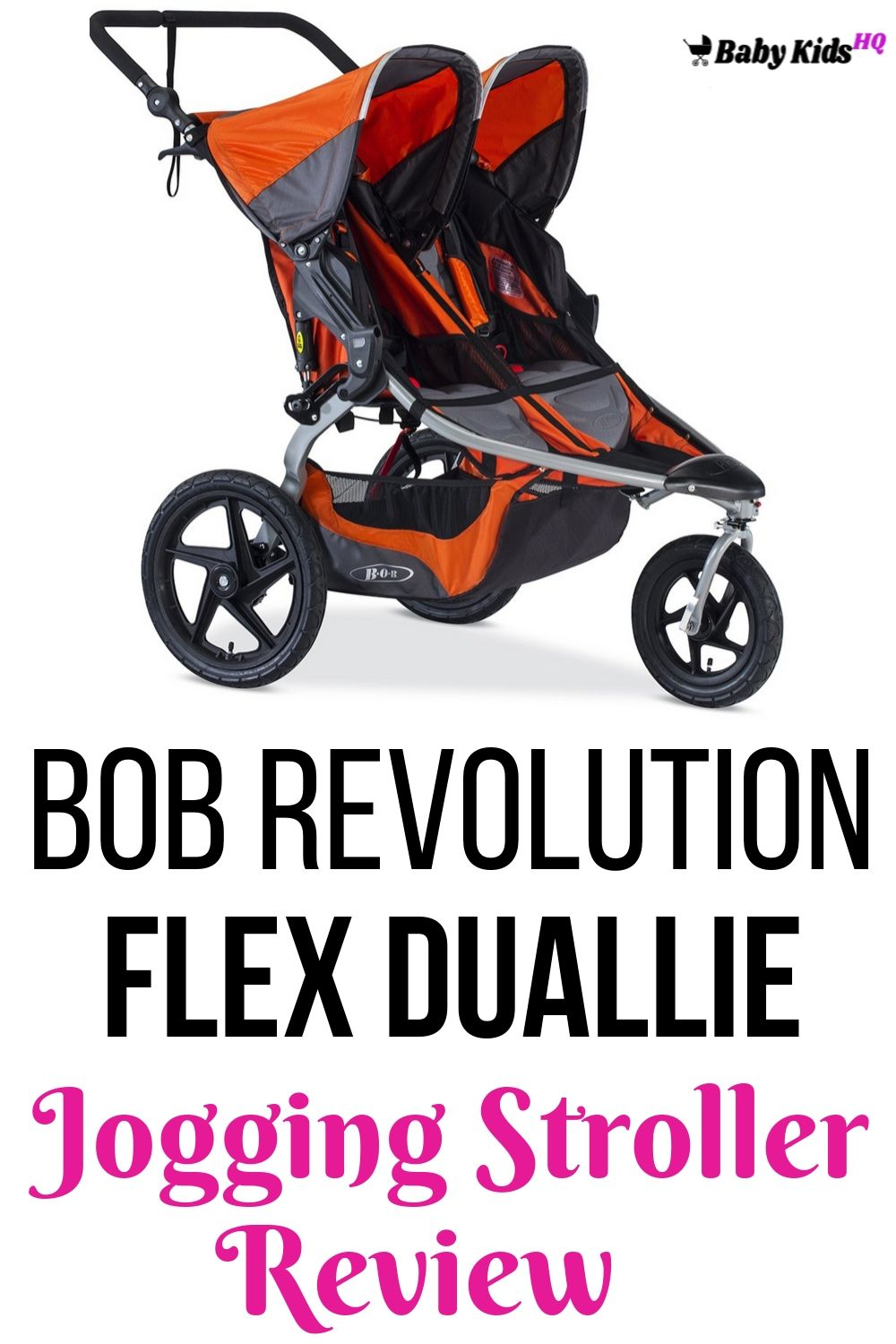 All-in-all, the BOB Revolution SE Duallie Stroller remains one of the best double jogging strollers on the current market, and also our absolute favorite.
