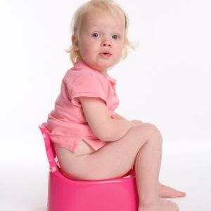 Constipation in Toddlers – 6 Tips to Ease and Relieve - Boy Having Diarrhea in the Toilet