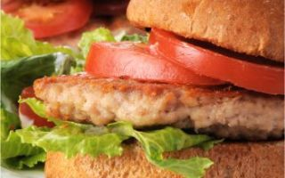 Tasty Turkey Burger Recipe
