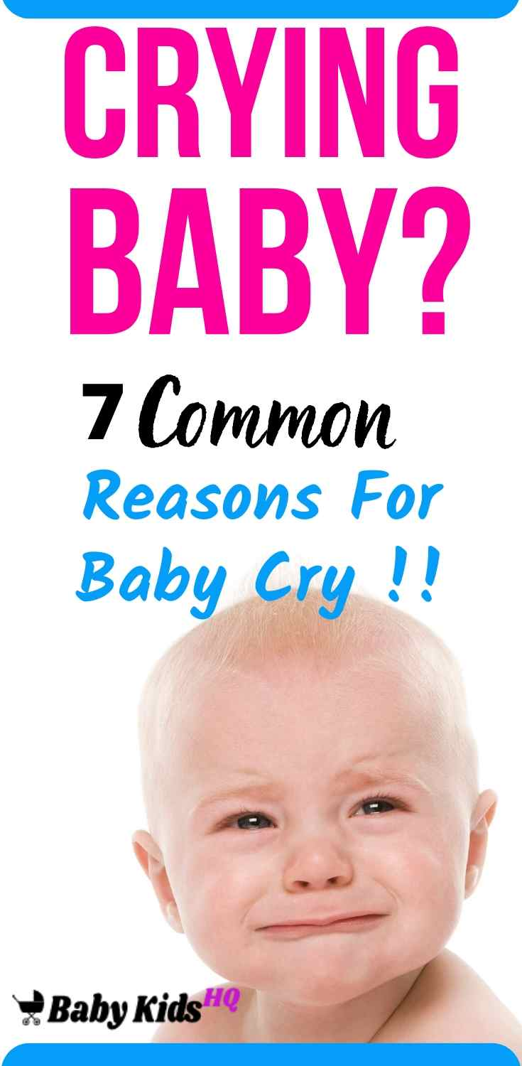 It's normal for babies to cry, it's what they do. Crying is a baby's way of communicating and expressing himself. Some people get upset by a crying baby, others get annoyed and still others can turn a deaf ear! However you look at it, a crying baby is a call to action! That baby wants your attention NOW. #pregnancydiet #pregnancyfood #pregnancytips #newmomtips #newmom