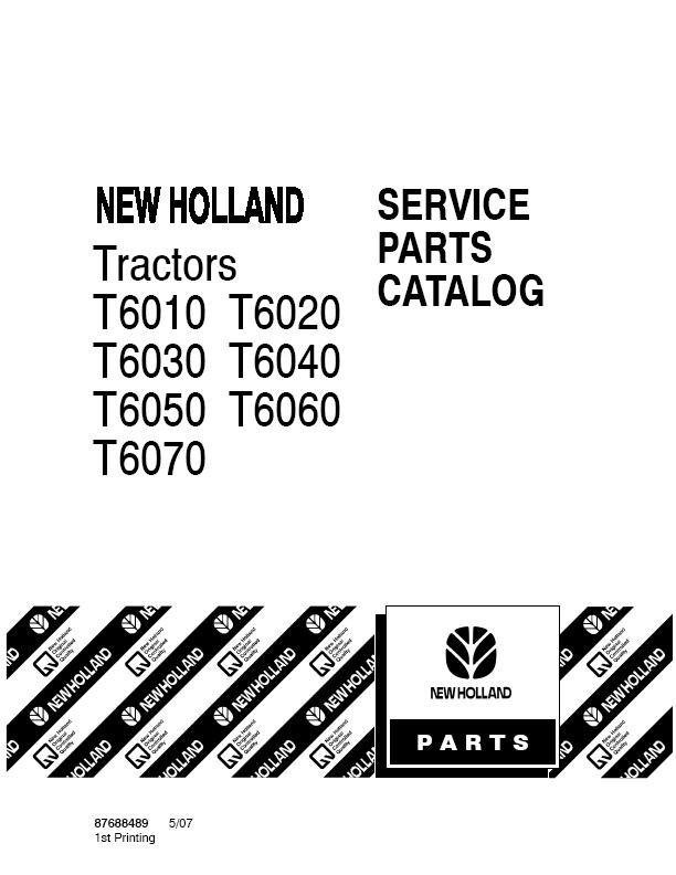 Massey Ferguson 79036261B Parts Book
