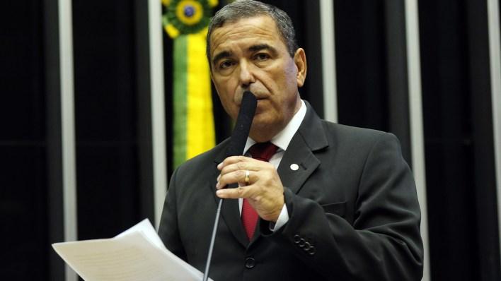 Marcus Antônio Vicente, novo presidente da CBF (Foto: Gustavo Lima/ Câmara dos Deputados)