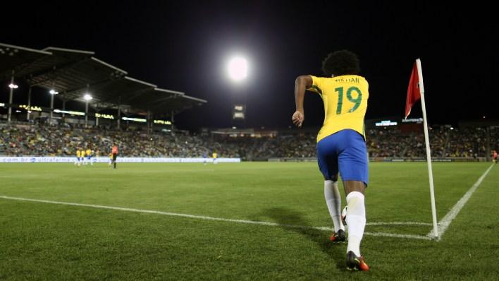 Willian, candidato a destaque da Seleção (Foto: Lucas Figueiredo / MoWA Press)