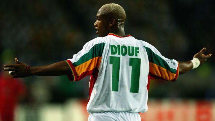 Diouf: o mais caro dos senegaleses (Foto: Getty Images)