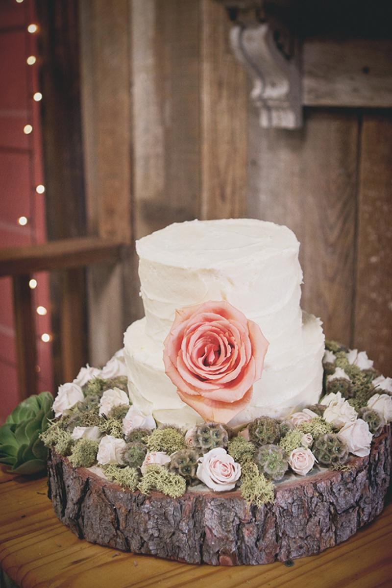 Blush Rustic  Vintage Wedding  Every Last Detail