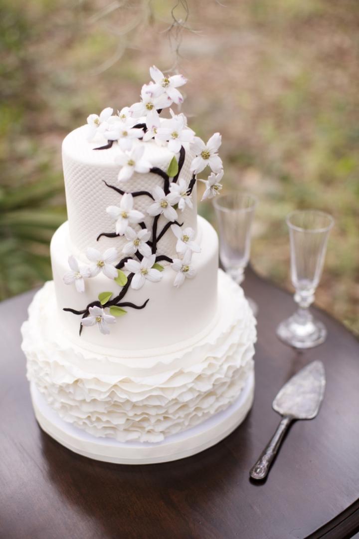 Pink Rustic Elegant Wedding Inspiration  Every Last Detail