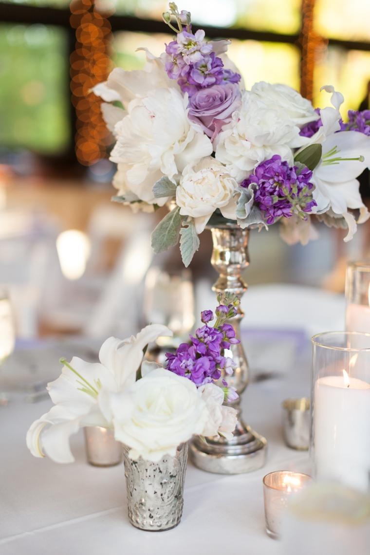 Romantic  Elegant Lavender Wedding  Every Last Detail