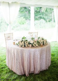 An Elegant Blush and Gold Wedding | Every Last Detail