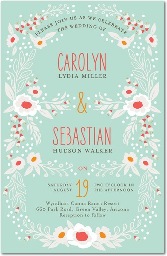 The Best Wedding Invitations That You Can Order Online