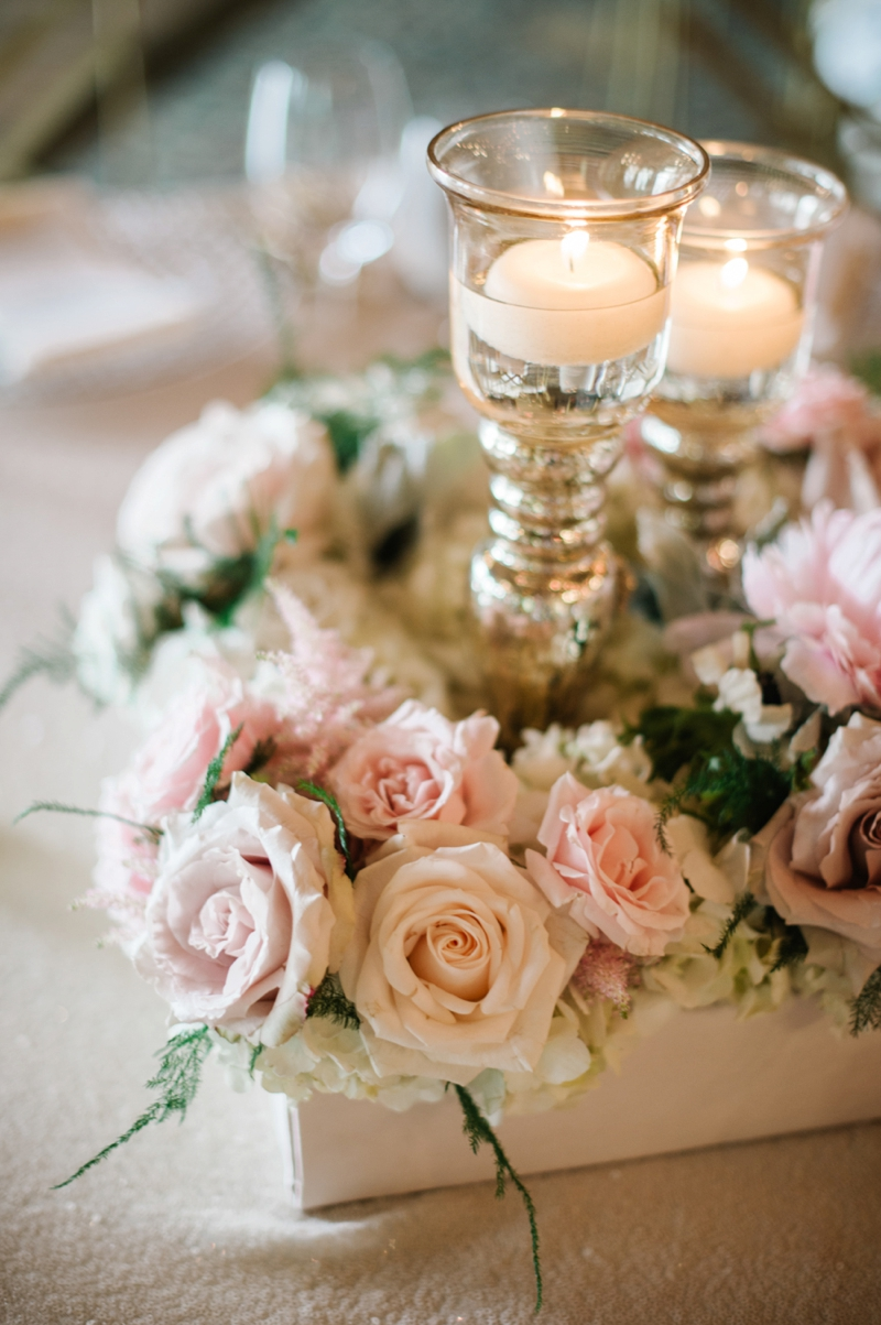 Elegant Blush and Champagne Wedding  Every Last Detail
