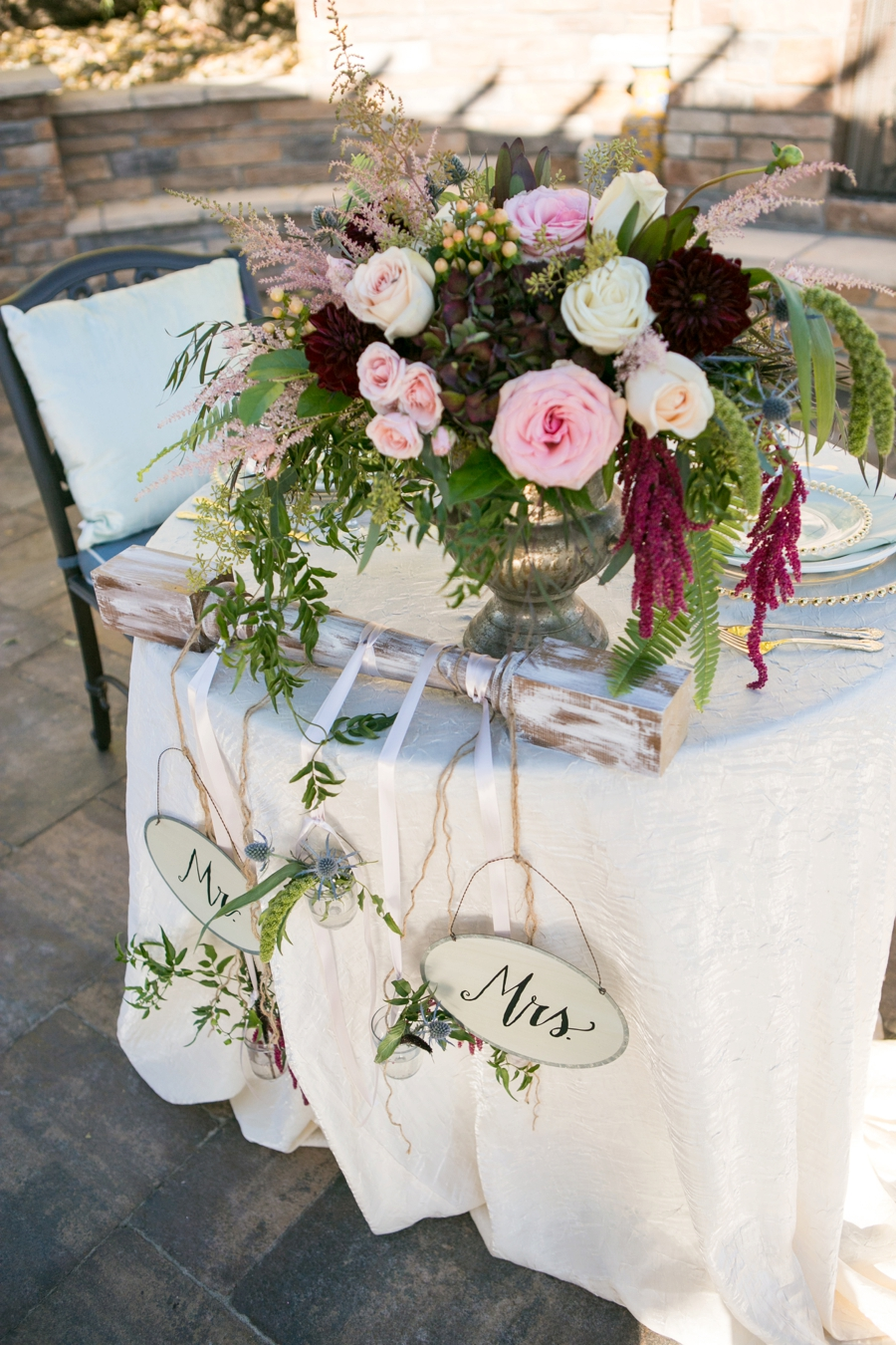 Rustic Elegant Blush And Red Wedding Ideas Every Last Detail