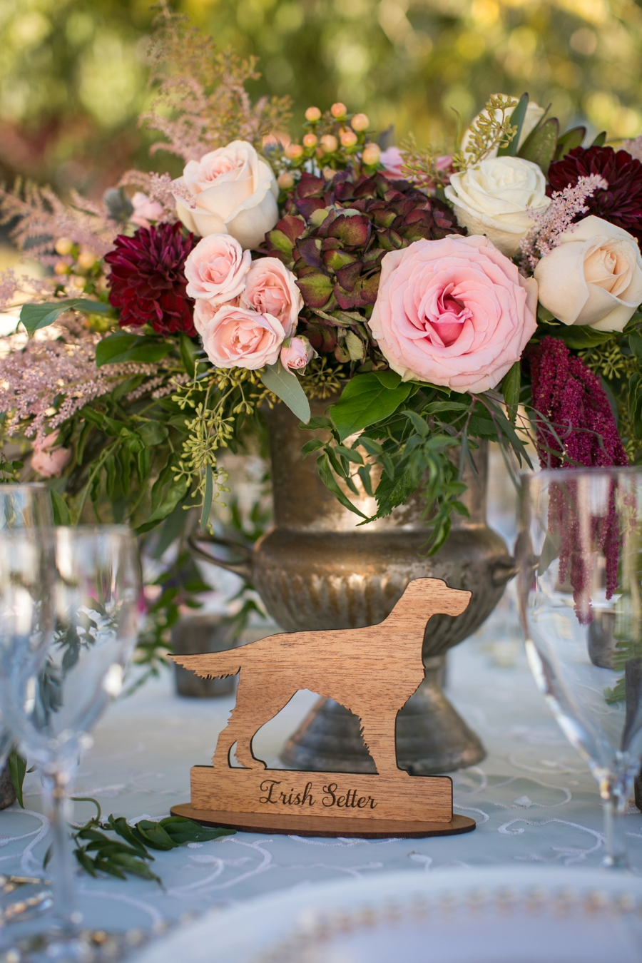 elegant chair covers and wedding decor bruno lift parts rustic blush red ideas | every last detail