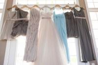 Glamorous Black & White Backyard Wedding | Every Last Detail