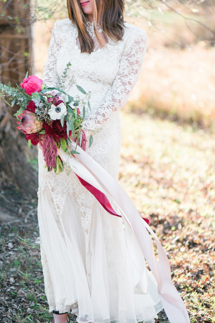 Winter Inspired Boho Chic Wedding Ideas  Every Last Detail