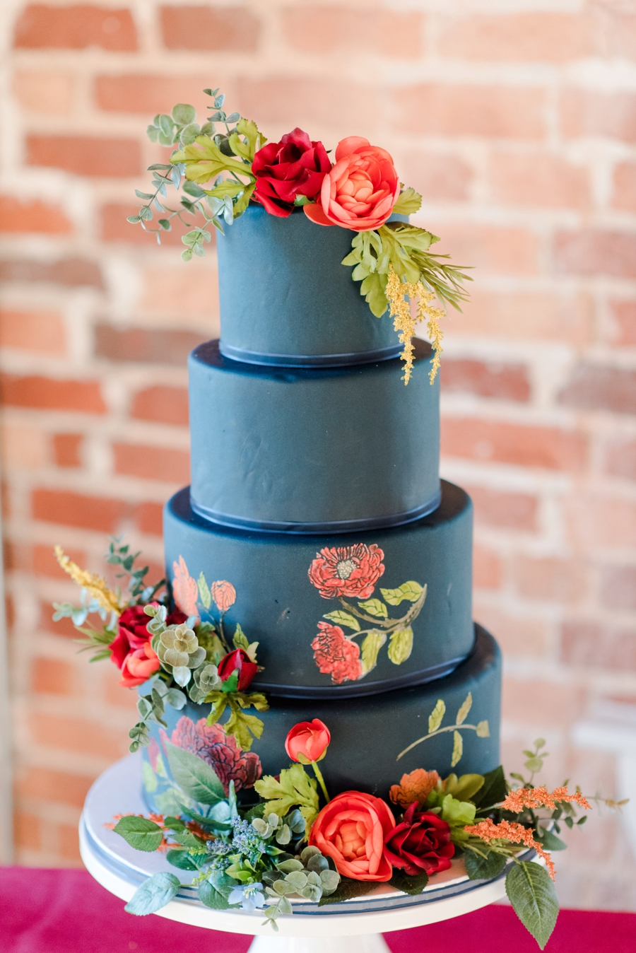 Bold Amp Colorful Wedding Ideas Every Last Detail