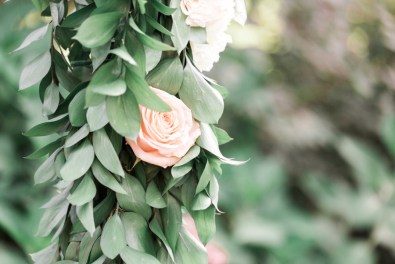 Classic Garden Inspired Wedding In Virginia via TheELD.com