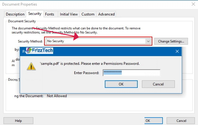 How to Edit a secured PDF without Password - Remove security
