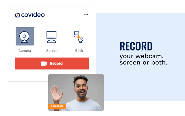 Covideo - Video & Screen Recorder