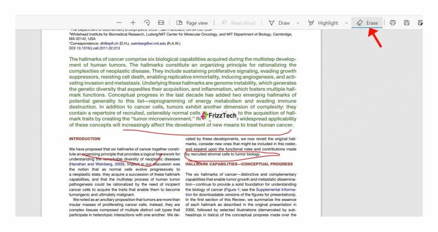 microsoft-edge-pdf- Erase