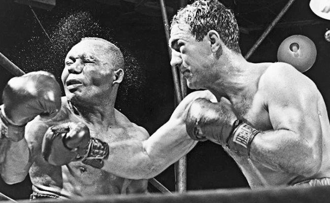 Old Time Boxing Show Looking Back At The Career Of Rocky