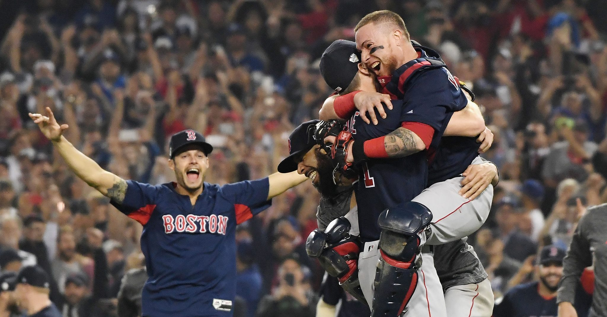 The Boston Red Sox are Your 2018 World Series Champions