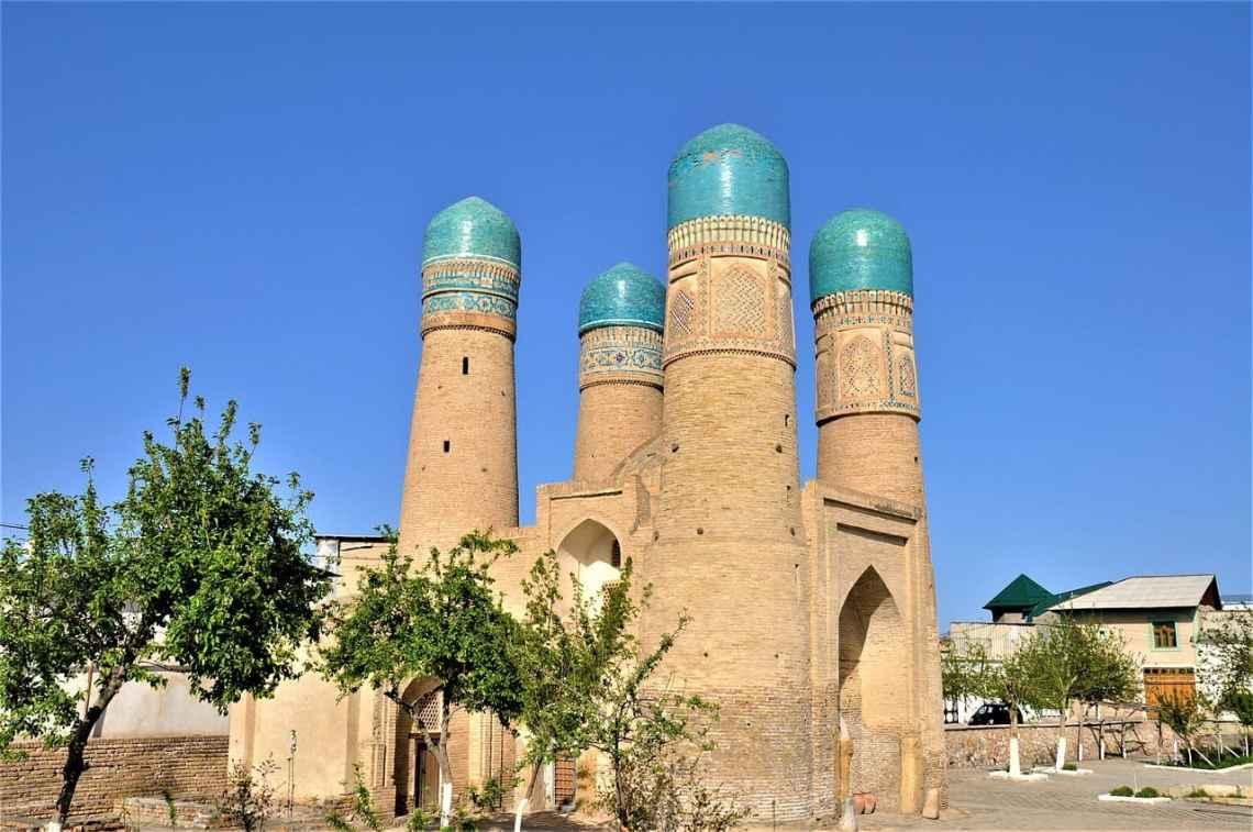 Bukhara--Uzbekistan