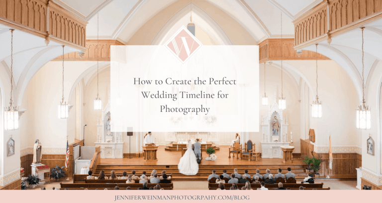how to create your perfect wedding day timeline for photography