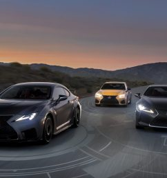 lexus moves one step closer to a world without crashes [ 2050 x 1000 Pixel ]