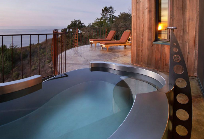 5 hottest hot tub hotels  Orbitz